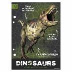 Wkład do segregatora A5/A6 | Dinozaur