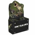 Pojemnik na przybory szkolne | Dinozaur