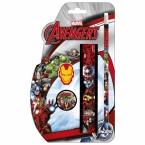 Zestaw 4 przyborów   szkolnych Avengers 11