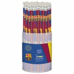 Ołówek z gumką   FC Barcelona 10