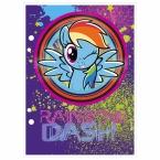Wkład do segregatora A5/A6   My Little Pony