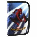 Piórnik z wyposażeniem   jednokomorowy   Spider-man Homecoming 10