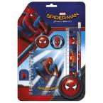Zestaw 6 przyborów | szkolnych Spider-man | Homecoming 10