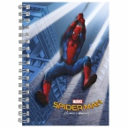 Notes spiralny A6 | Spider-man Homecomming