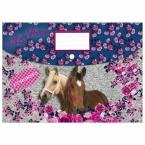 Teczka kopertowa A4 | Konie 13