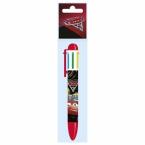 Długopis 6 kolorów Cars 42