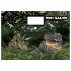 Teczka kopertowa A4 | Dinozaur 11