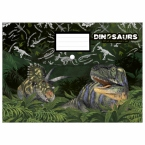 Envelope folder A4 | Dinosaurs 11