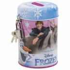 Saving box with padlock | Frozen 23