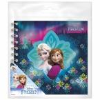 Spiral diary B Frozen