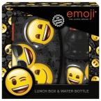 Zestaw śniadaniówka + | bidon Emoji 10