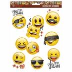 Decorative stickers Emoji
