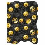 Shaped notebook A6 Emoji