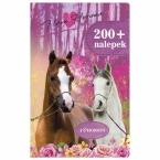200 pcs stickers set Horses