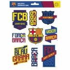 Nalepki dekoracyjne   FC Barcelona