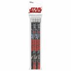 Ołówki z gumką 4 szt. | Star Wars 18