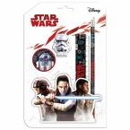 Zestaw 4 przyborów | szkolnych Star Wars 18