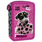 Double decker pencil case | The Dog 33