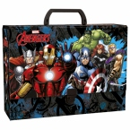 Teczka z rączką gruba | Avengers