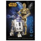 Album do nalepek A5 | Star Wars