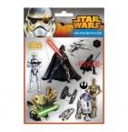 Nalepki metaliczne | Star Wars